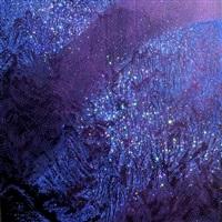 artificial landscape-sapphired sapphire by kim jongsook