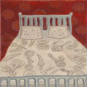 bed spread by dhruvi acharya