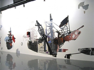 the exquisite pirate (large craft and red sea) by sally smart