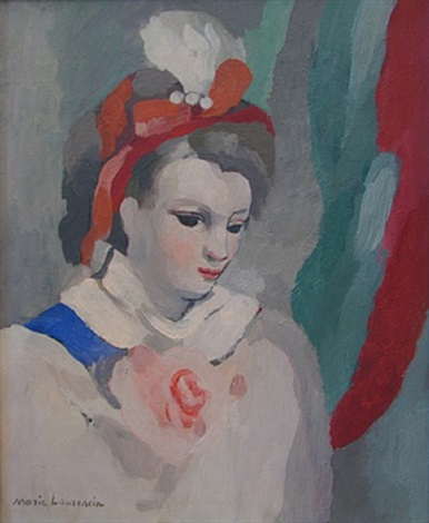 favorite by marie laurencin