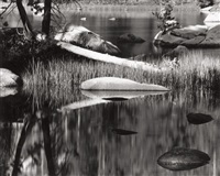 sierra lake, alaska by brett weston
