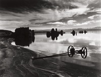 mono lake by brett weston