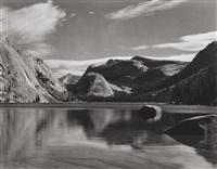 lake tenaya by edward weston