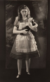 alice in wonderland of josephine hutchinson, vanity fair by edward steichen