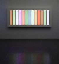 coded spectrum by leo villareal
