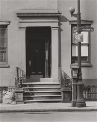 156 waverly place by berenice abbott