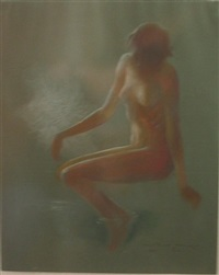 desnudo by guillermo meza