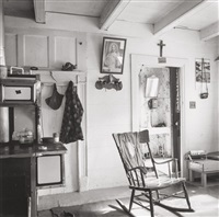 interior by walker evans