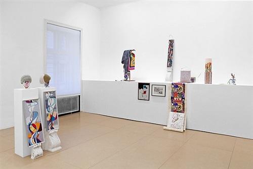 exhibition view - verena dengler