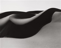 dune, oceano by brett weston