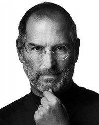 steve jobs, cupertino california by albert watson
