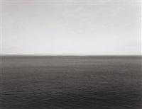 time exposed: #335 norwegian sea, vesteralen island by hiroshi sugimoto