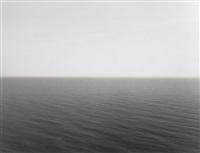 time exposed: #367 black sea, inebolu by hiroshi sugimoto