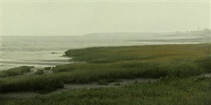 quiet harbor (sold) by peter bergeron