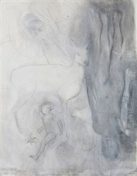 fragment drawing 2 by heather eastes