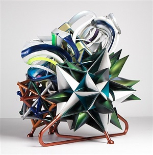 k.162 by frank stella