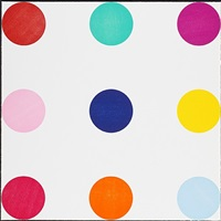 tryptophan by damien hirst