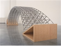 curved bridge by chris burden