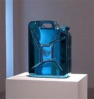 macr rembold: blue petrol