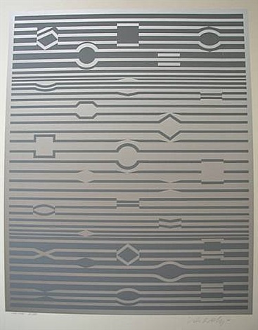 mar _ kar by victor vasarely