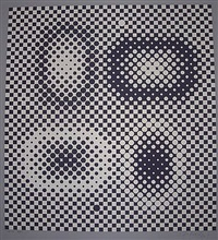 me_ta by victor vasarely