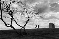 landscape, brasilia, 1960 by rené burri