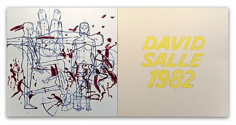 the name painting by david salle
