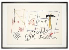aouphilla by jean-michel basquiat