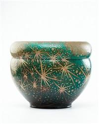 starbursts cachepot  by clement massier