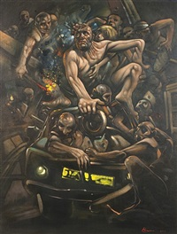far north by peter howson