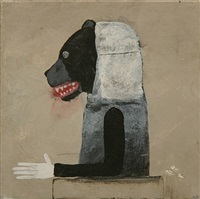 bear mask by scott daniel ellison