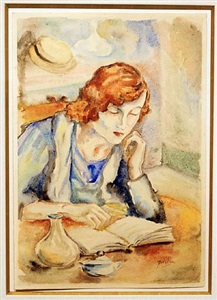 classical figuration in modern contemporary art by jules pascin