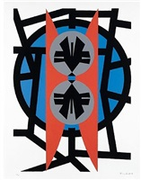 plate v by jimmy ernst