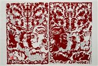 face maze 005 by lu shengzhong