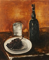 nature morte by maurice de vlaminck