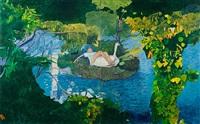 floating island by makiko kudo