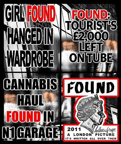 found by gilbert and george