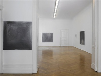 """north & south"" installation view galerie buchholz, berlin 2012 by silke otto-knapp"