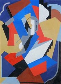femme cubiste by albert gleizes
