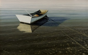 by the shallows (sold) by del-bourree bach