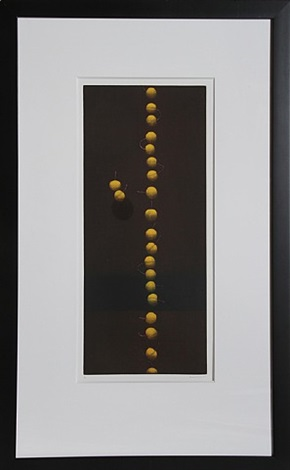 twenty-two cherries (yellow) by yozo hamaguchi