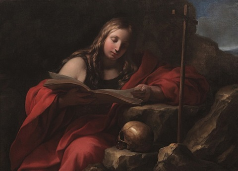 the penitent magdalene by onorio marinari
