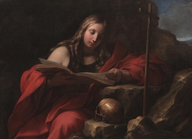 the penitent magdalene by onorio marinari