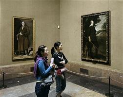 museo del prado 2 by thomas struth