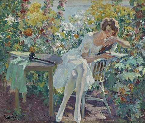 fragrant summer by edward cucuel