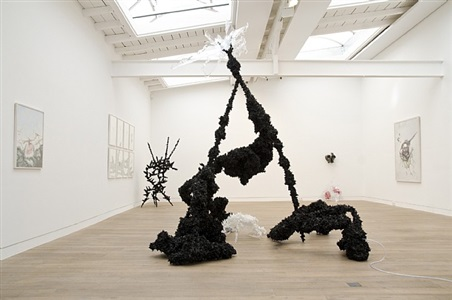 installation view beck & eggeling 2012 by aljoscha