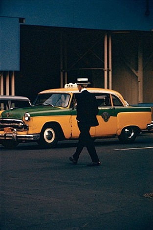 untitled by saul leiter
