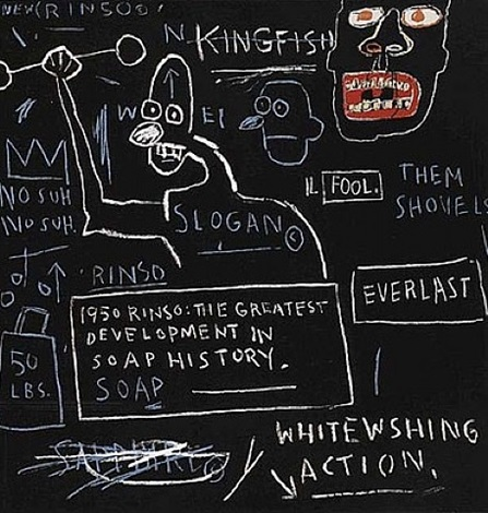 rinso by jean-michel basquiat