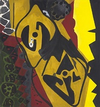closed thoughts by ernst wilhelm nay