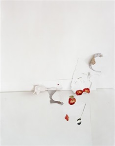 laura letinsky, untitled #16 (from the series: ill form and void full) by laura letinsky